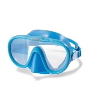 Obrázek 1 produktu Intex 55916 Plavecká maska Sea Scan modrá