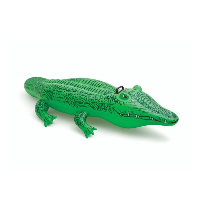 Obrázek produktu Intex 58546 Nafukovací krokodýl s držadlem