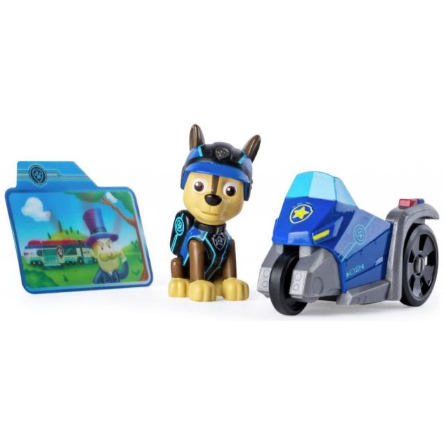 Obrázek produktu Tlapková patrola Mise Chase na policejní tříkolce