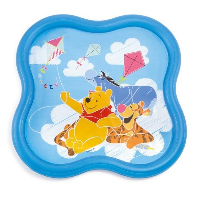 Obrázek produktu Intex 58433 Bazén dětský Medvídek Pú se sprškou