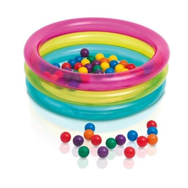 Obrázek produktu Intex 48674 Bazén s míčky