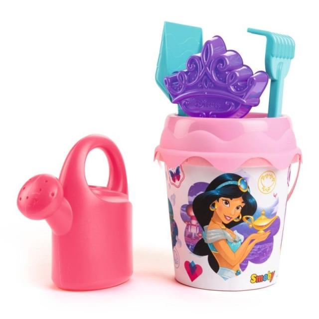 Obrázek produktu Kyblíček Disney Princess s konvičkou a příslušenstvím střední
