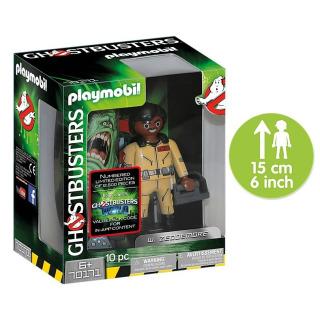 Obrázek 1 produktu Playmobil 70171 Ghostbusters sběratelská figurka W. Zeddemore 15cm