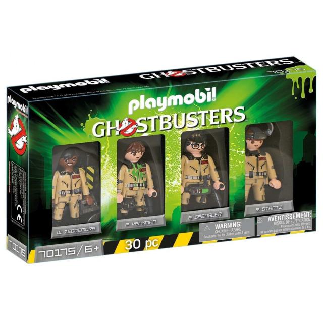 Obrázek produktu Playmobil 70175 Ghostbusters set figurek