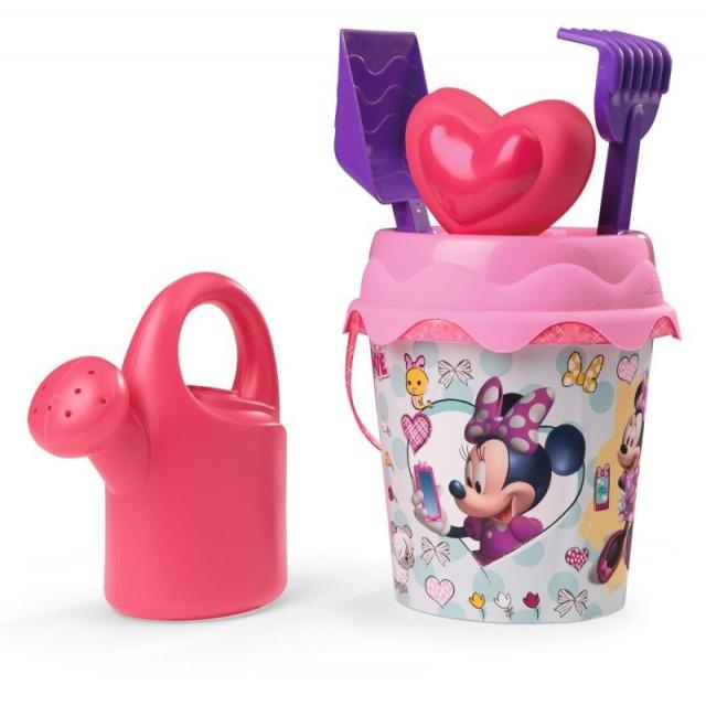 Obrázek produktu Kyblíček Minnie s konvičkou a příslušenstvím střední