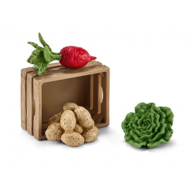 Obrázek produktu Schleich 42289 Svět přírody - Krmivo pro prasata a selata