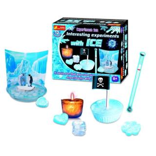 Obrázek 1 produktu Zajímavé experimenty s ledem