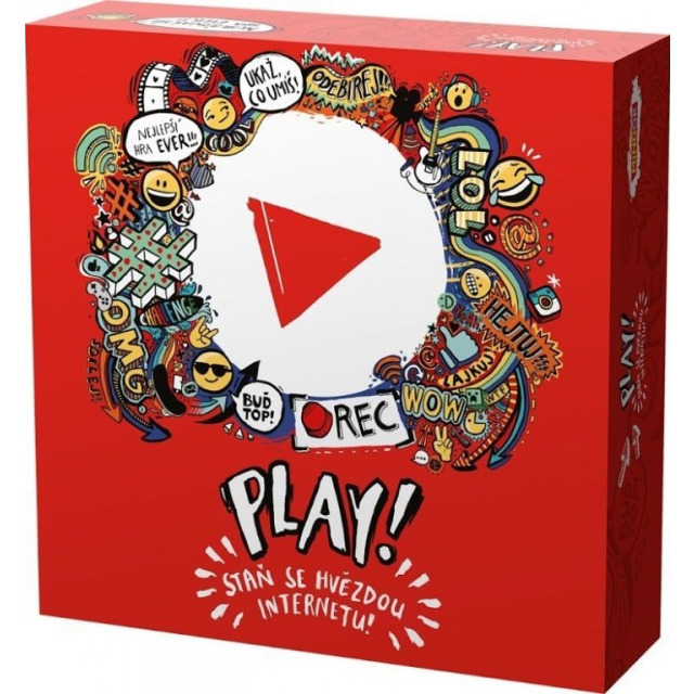 Obrázek produktu Play! Staň se hvězdou internetu!