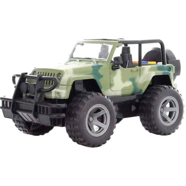 Obrázek produktu Jeep vojenský, světlo zvuk