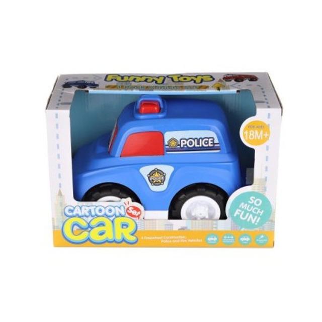 Obrázek produktu Baby auto Policie