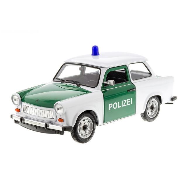 Obrázek produktu Kovový model 1:24 Trabant 601 Policie