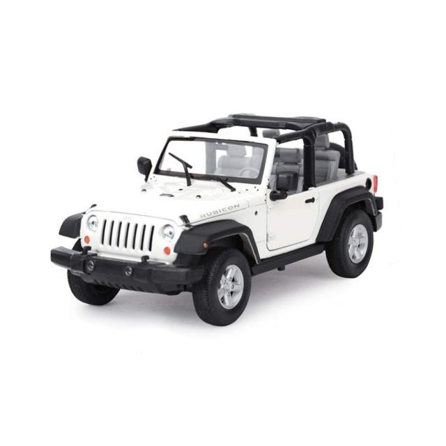 Obrázek produktu Kovový model 1:24 2007 Jeep Wrangler