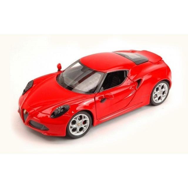 Obrázek produktu Kovový model 1:24 Alfa Romeo 4C