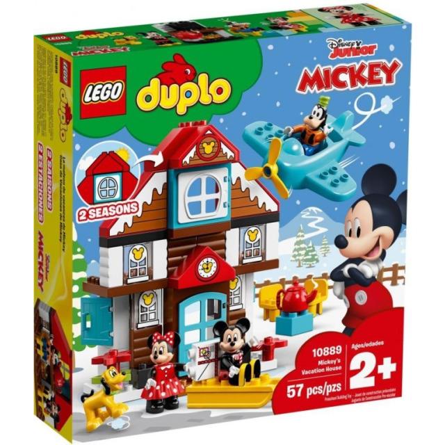 Obrázek produktu LEGO DUPLO 10889 Mickeyho prázdninový dům