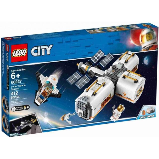 Obrázek produktu LEGO CITY 60227 Měsíční vesmírná stanice