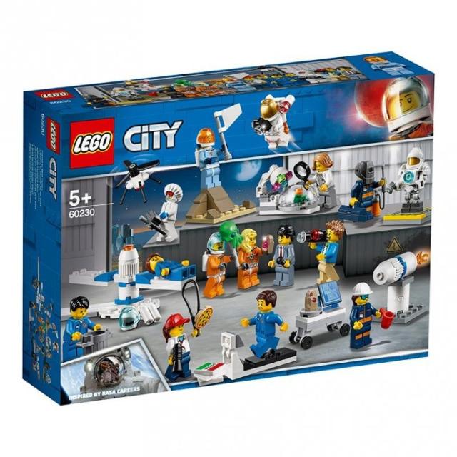 Obrázek produktu LEGO CITY 60230 Sada postav – Vesmírný výzkum