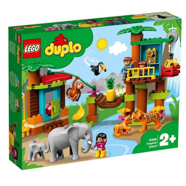 Obrázek produktu LEGO DUPLO 10906 Tropický ostrov