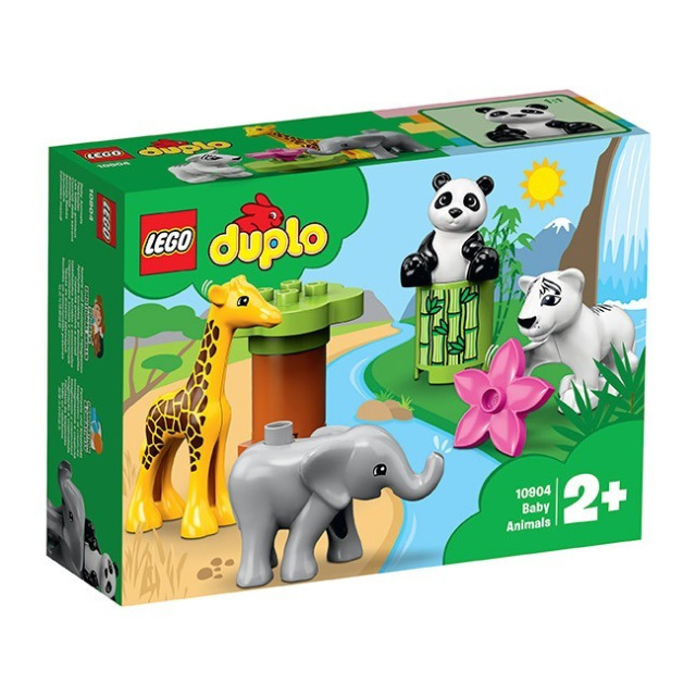 Obrázek produktu LEGO DUPLO 10904 Zvířecí mláďátka