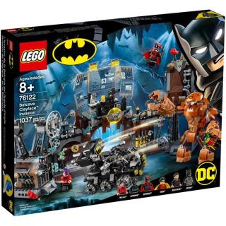Obrázek 1 produktu LEGO Super Heroes 76122 Clayface™ útočí na Batmanovu jeskyni