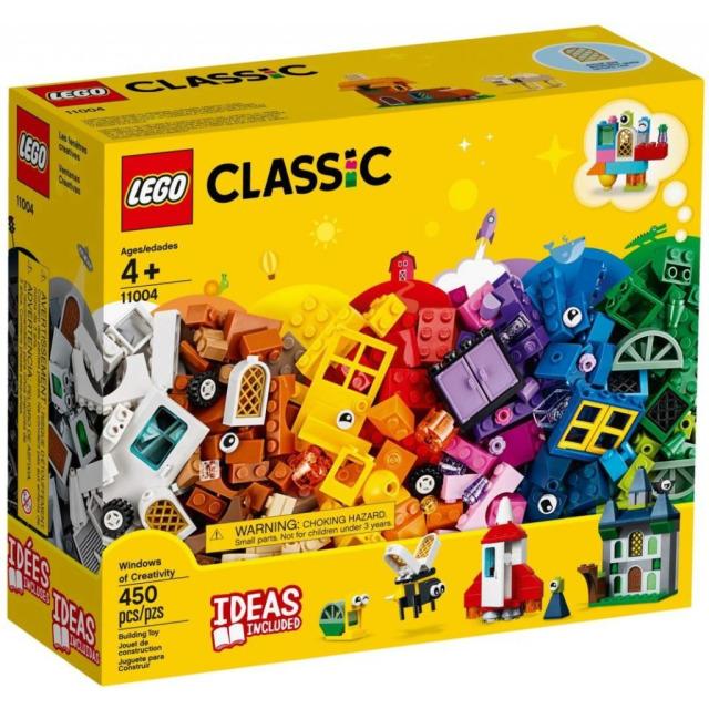 Obrázek produktu LEGO Classic 11004 Kreativní okýnka