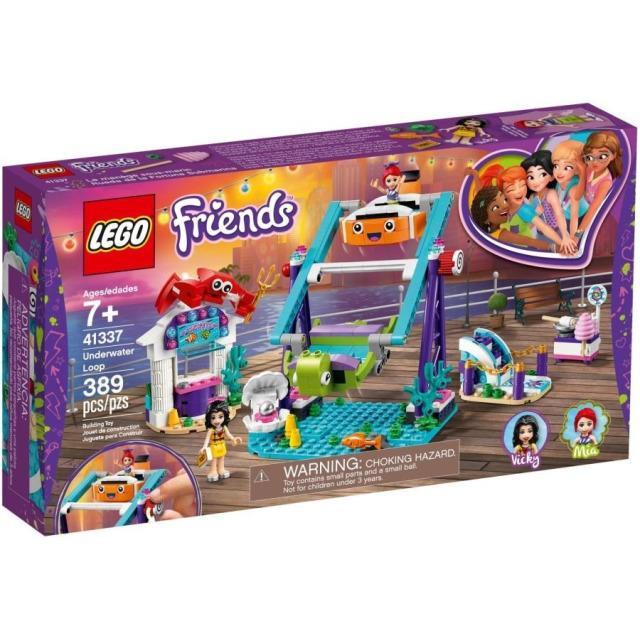 Obrázek produktu LEGO Friends 41337 Podmořský kolotoč