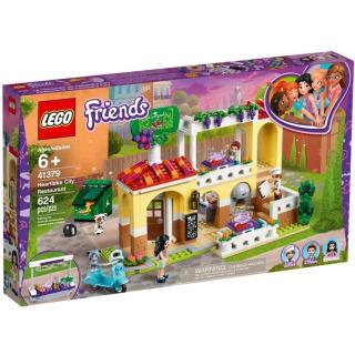 Obrázek 1 produktu LEGO Friends 41379 Restaurace v městečku Heartlake