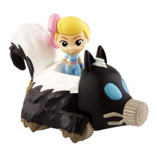 Obrázek 1 produktu TOY STORY 4 Bo Peep a skunkmobil, Mattel GCY62