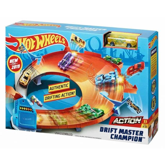 Obrázek produktu Hot Wheels Šampionát Plochá dráha, Mattel GBF84