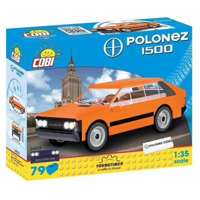 Obrázek produktu Cobi 24532 Youngtimer – FSO Polonez 1500
