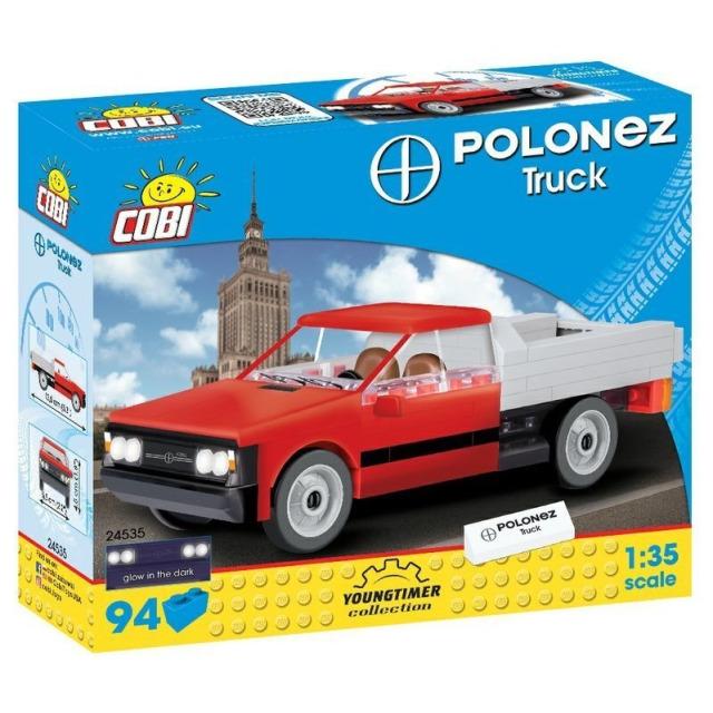 Obrázek produktu Cobi 24535 Youngtimer – FSO Polonez TRUCK 1,5