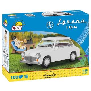 Obrázek 1 produktu Cobi 24553 Youngtimer – SYRENA 104 Piknik