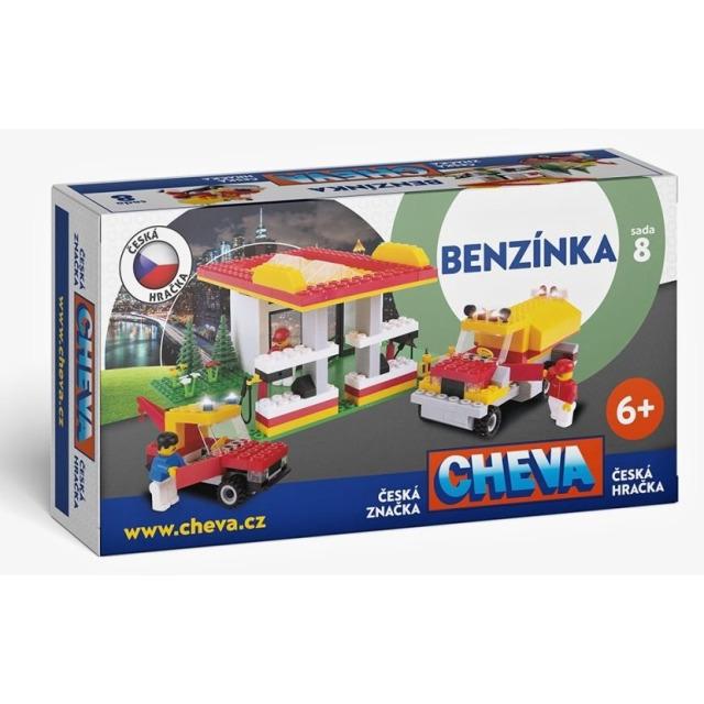Obrázek produktu CHEVA 8 Benzínka, 349ks