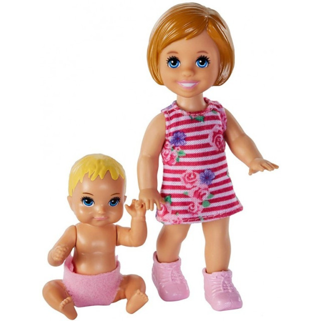 Obrázek produktu Barbie Skipper Malí sourozenci, Mattel GFL31