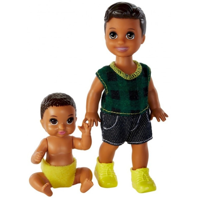 Obrázek produktu Barbie Skipper Malí sourozenci, Mattel GFL32