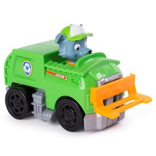 Obrázek 1 produktu Tlapková patrola Rocky a malé vozidlo 06660