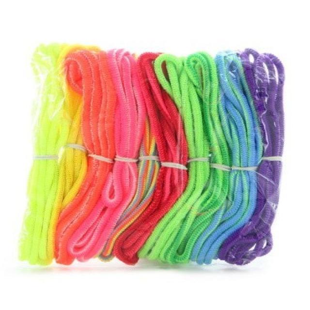 Obrázek produktu Guma na skákání 2m, 10 ks mix barev
