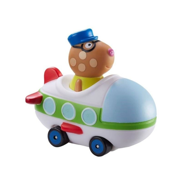 Obrázek produktu Jazwares Peppa Pig minivozidlo s figurkou - letadlo