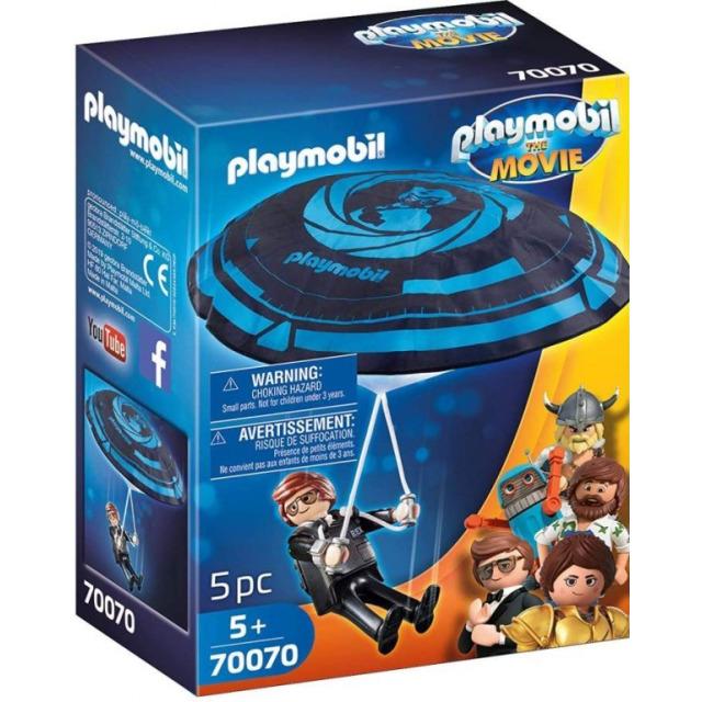Obrázek produktu Playmobil 70070 THE MOVIE Rex Dasher s padákem