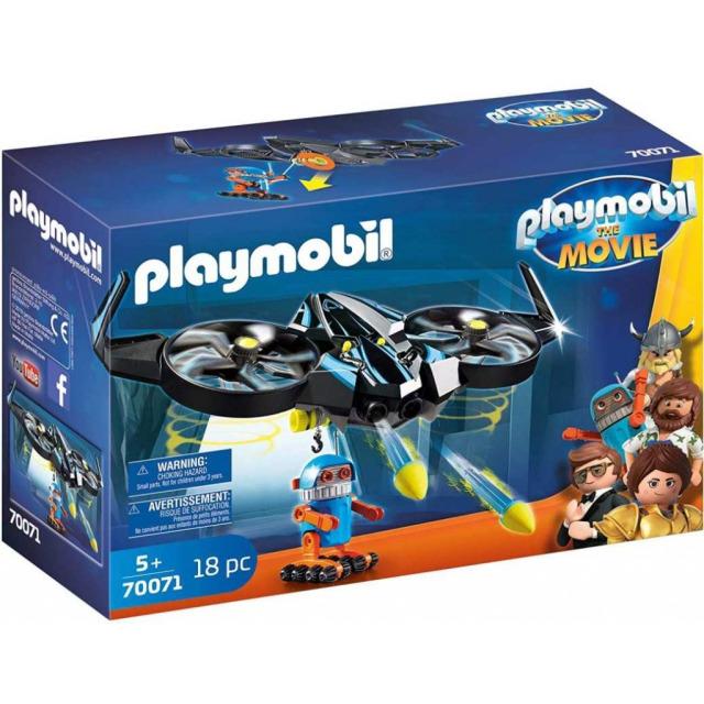 Obrázek produktu Playmobil 70071 THE MOVIE Robotitron s dronem