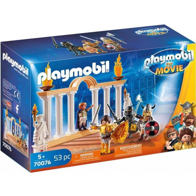 Obrázek produktu Playmobil 70076 THE MOVIE Císař Maximus v Koloseu