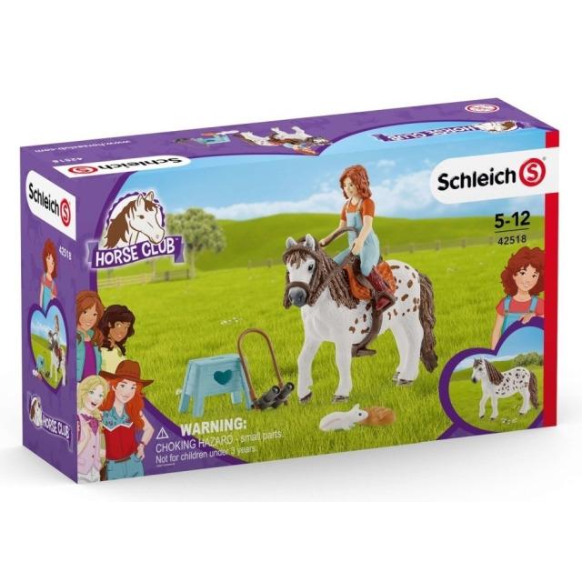 Obrázek produktu Schleich 42518 Horse Club Mia a Spotty