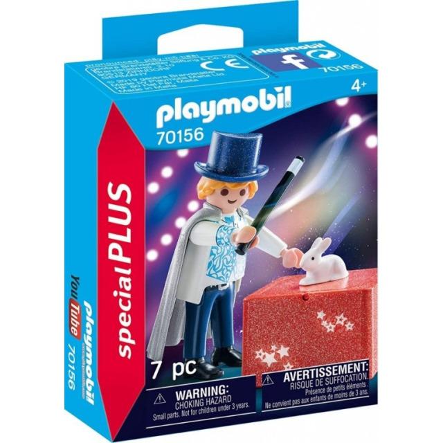 Obrázek produktu Playmobil 70156 Kouzelník s kouzelnou bedýnkou