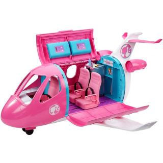 Obrázek 1 produktu Mattel Barbie Letadlo snů, GDG76