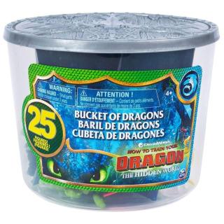 Obrázek 1 produktu Draci 3 Kyblík plný draků