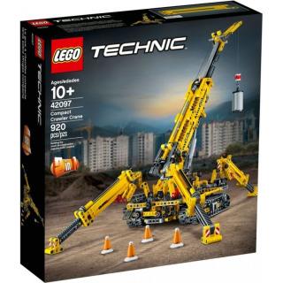 Obrázek 1 produktu LEGO TECHNIC 42097 Kompaktní pásový jeřáb