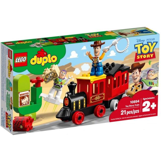 Obrázek produktu LEGO DUPLO 10894 Vlak z Příběhu hraček