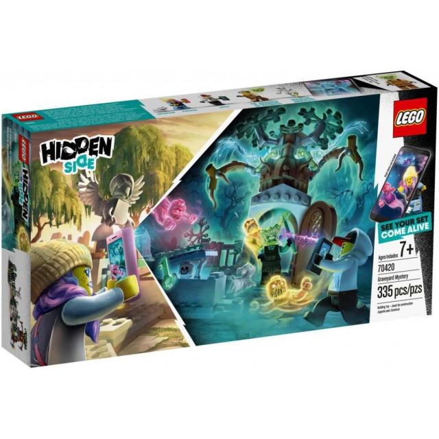 Obrázek produktu LEGO Hidden Side 70420 Záhada na hřbitově