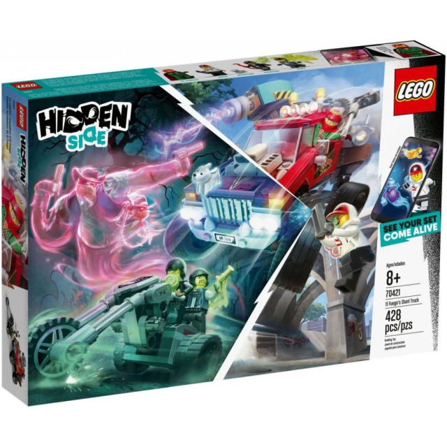 Obrázek produktu LEGO Hidden Side 70421 El Fuegův náklaďák