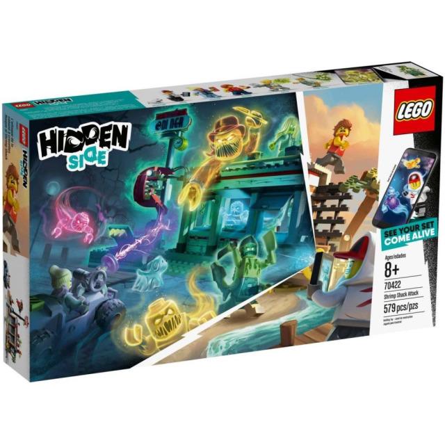 Obrázek produktu LEGO Hidden Side 70422 Útok na stánek s krevetami