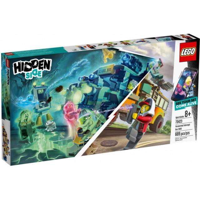 Obrázek produktu LEGO Hidden Side 70423 Paranormální autobus 3000